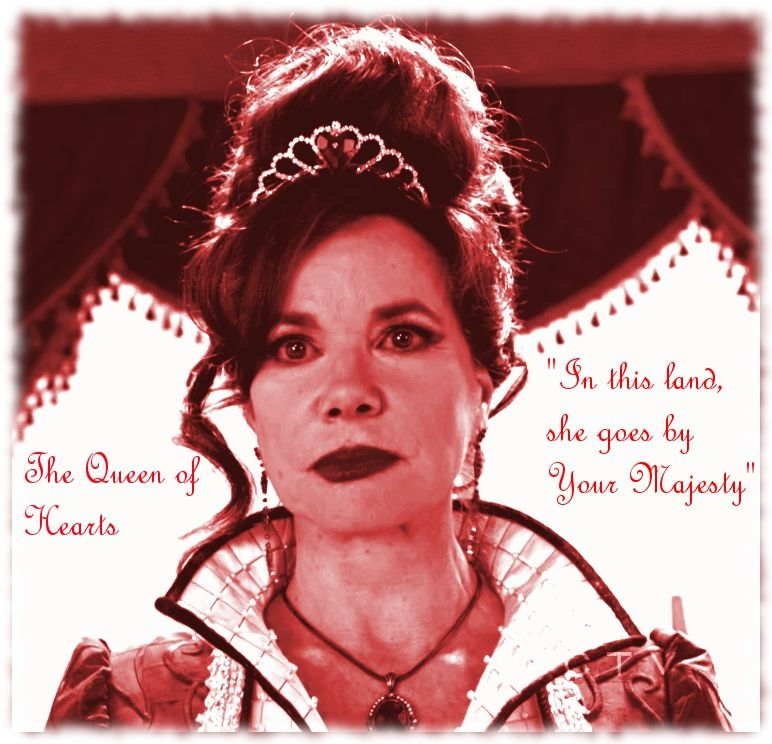 Cora, The Queen of Hearts