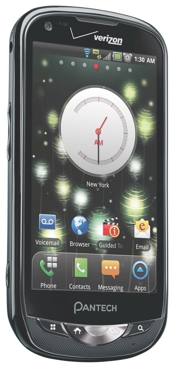 Pantech Breakout 4G Android Phone (Verizon