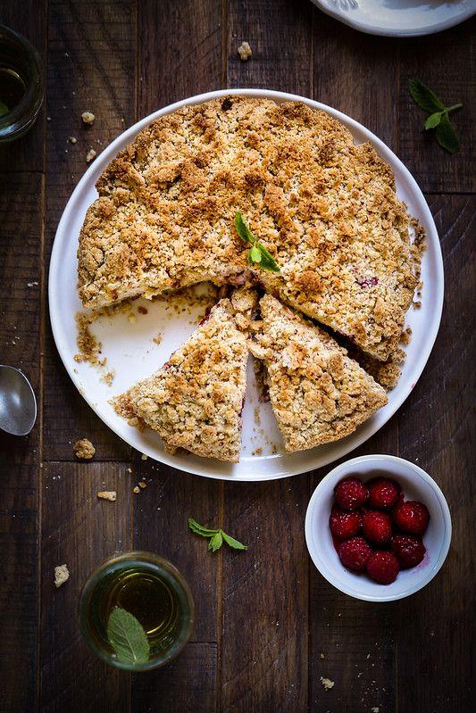 Sbriciolata (tarte crumble) à la ricotta
