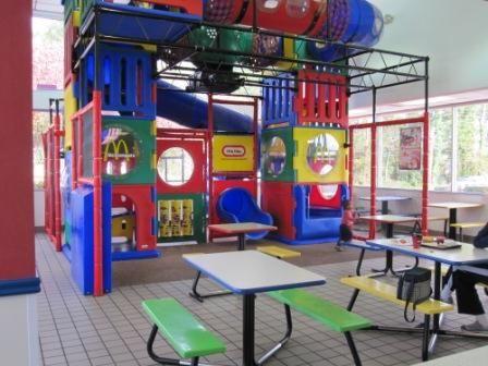Mcdonald S Playplace Indoor Play Places Fun Activities For Kids My Childhood Memories