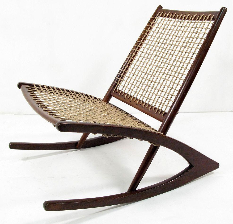 Fredrik Kayser Furniture design, Rocking chair, Chair