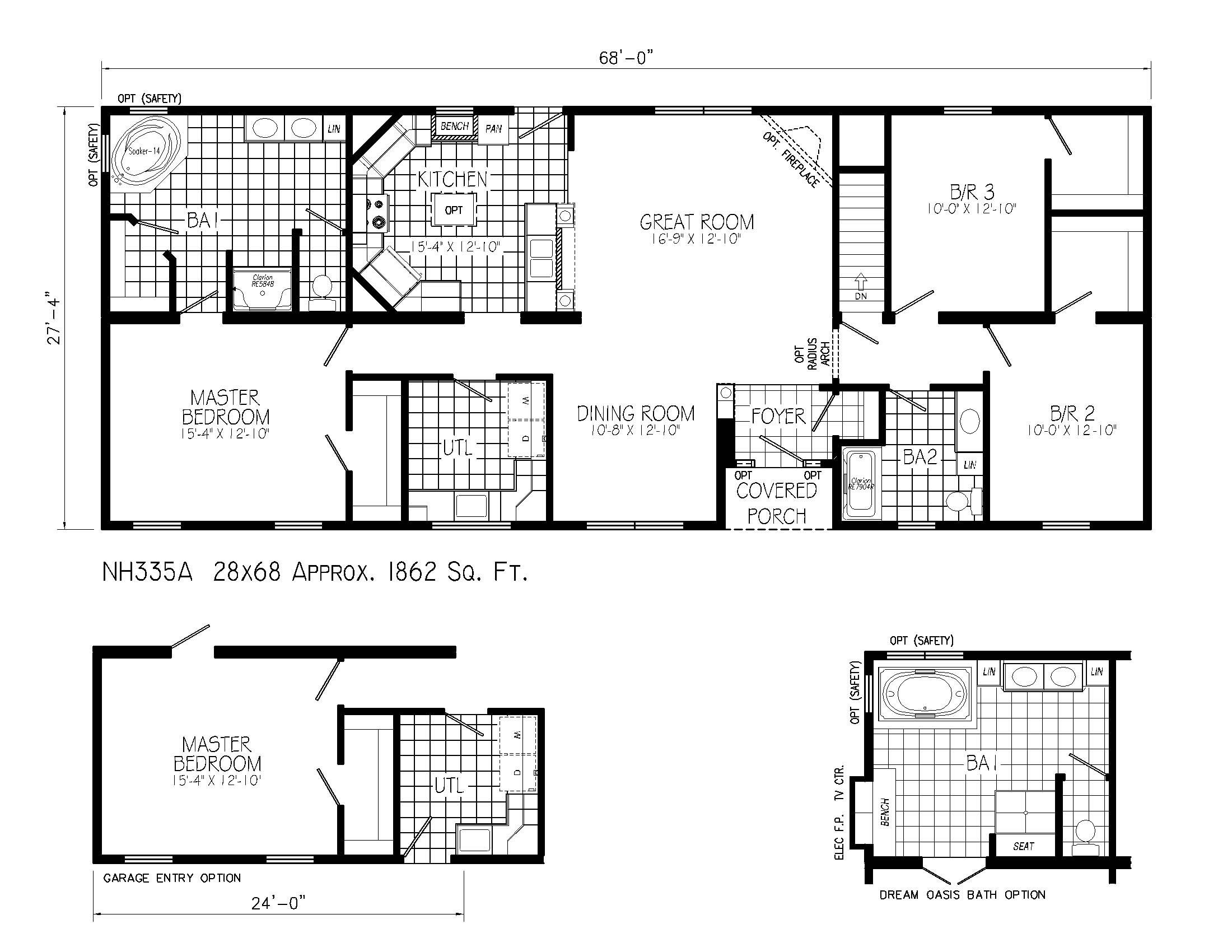 House Floor Plans Measurements Addition Bedroom House Plans Bedrooms House Plans  Small Home Spacious Home Floor