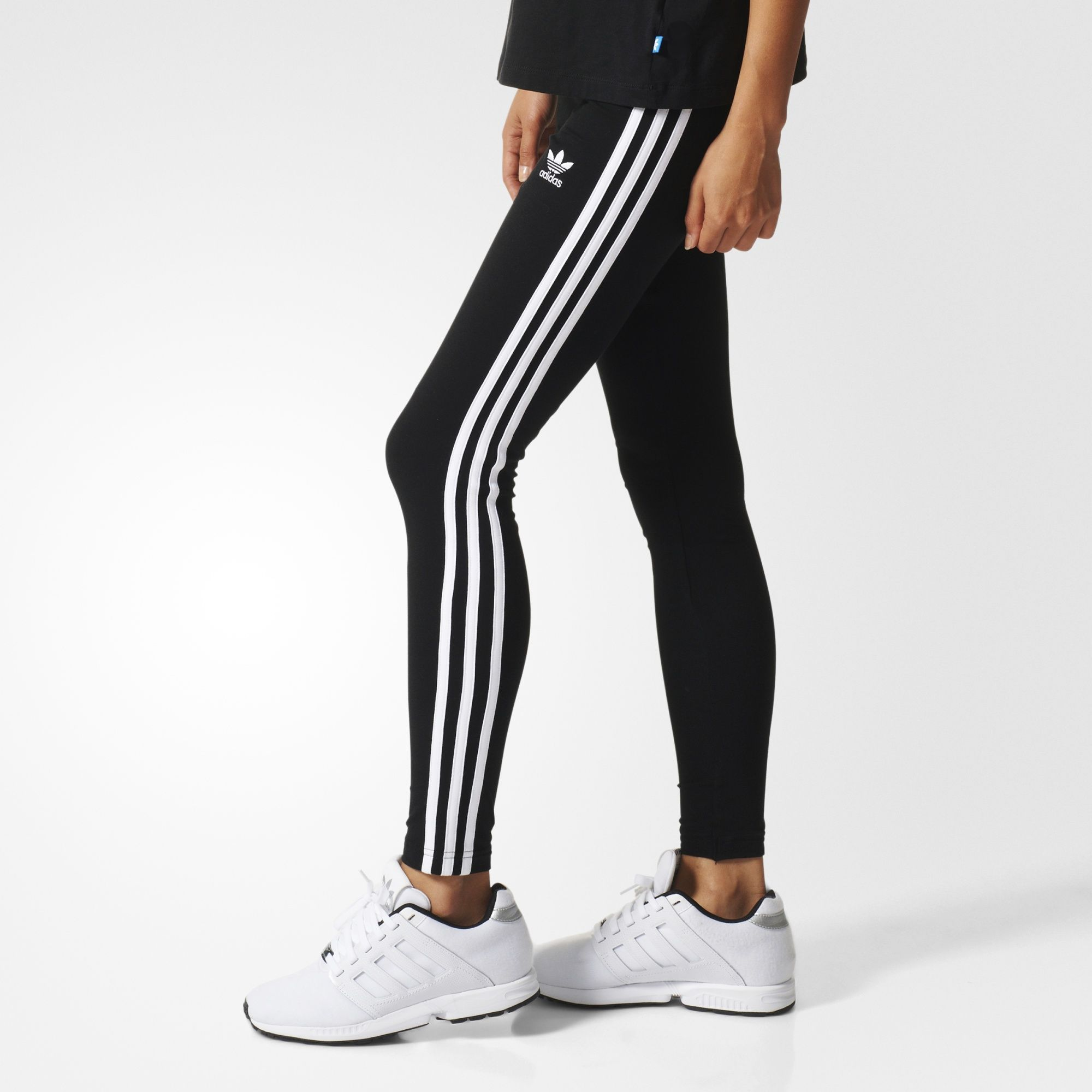 si desenterrar extinción  Access Denied | Striped leggings, Adidas leggings black, Outfits with  leggings