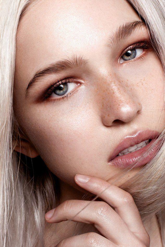 Ali Collier Represented By Vision Models La Light Skin Makeup