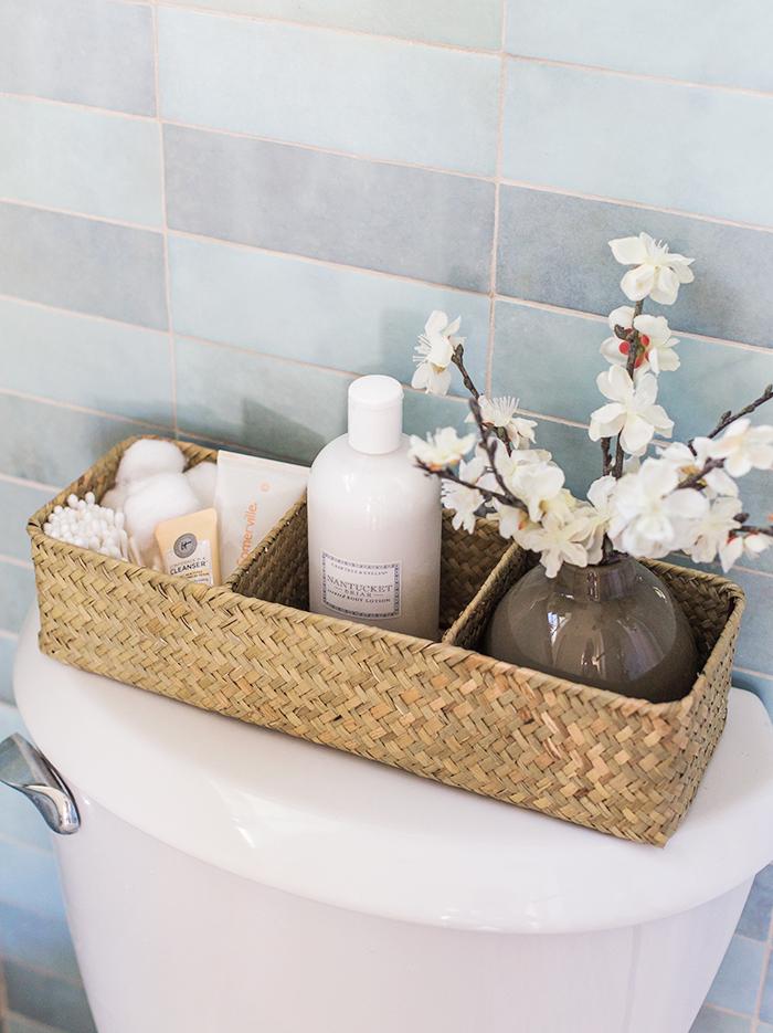 Photo of Blue Lagoon Bathroom Reveal