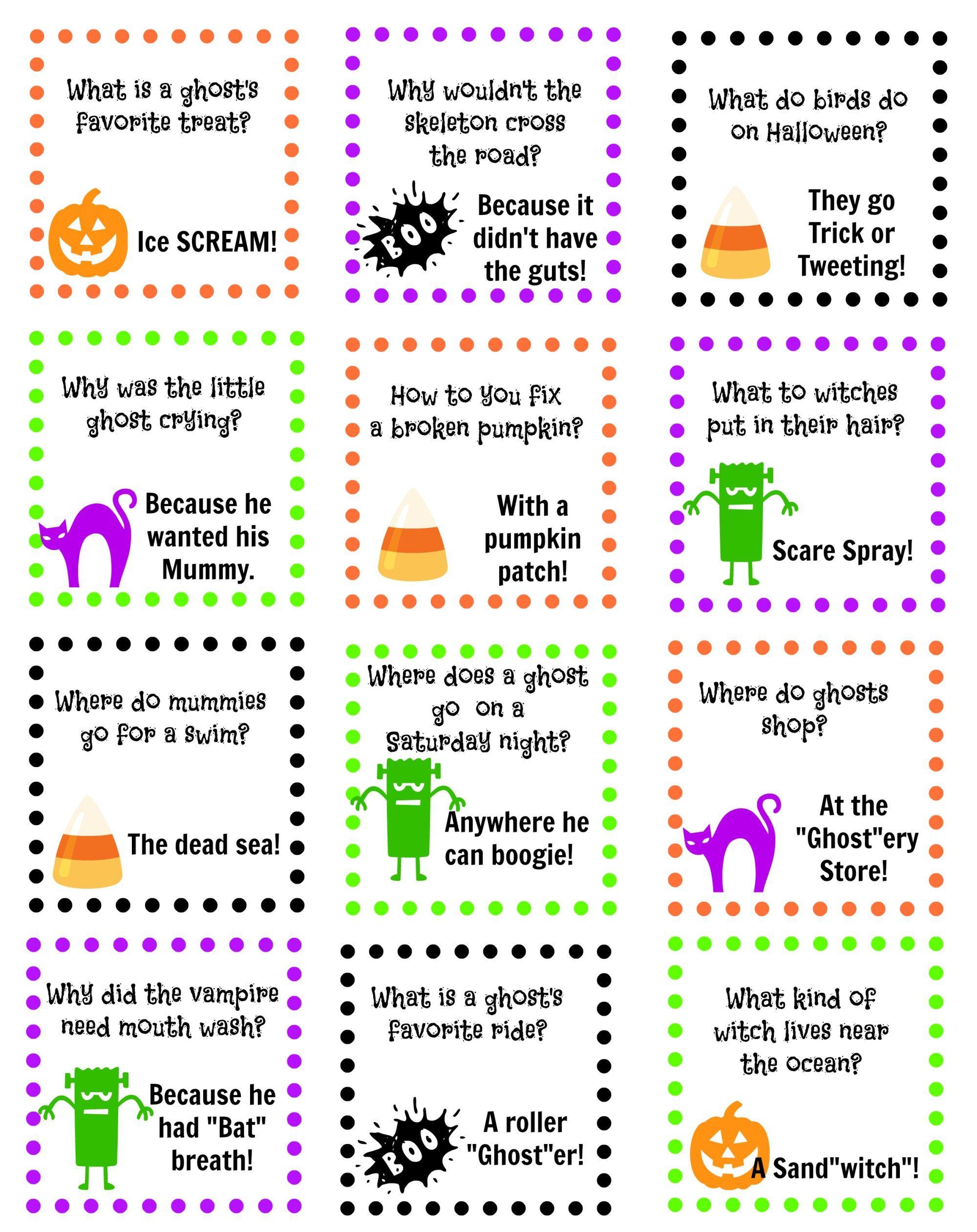 Halloween LunchBox Notes Halloween lunch box, Halloween