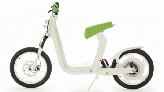 Currently in development in Spain, the Xkuty is a remarkably lightweight electric scooter ...