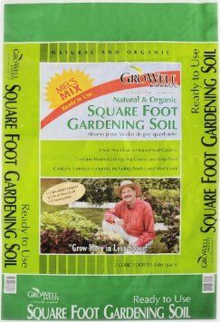 da8e0601dac66cf83302f0bde42ab9ca - Garden Time's Square Foot Gardening Potting Soil