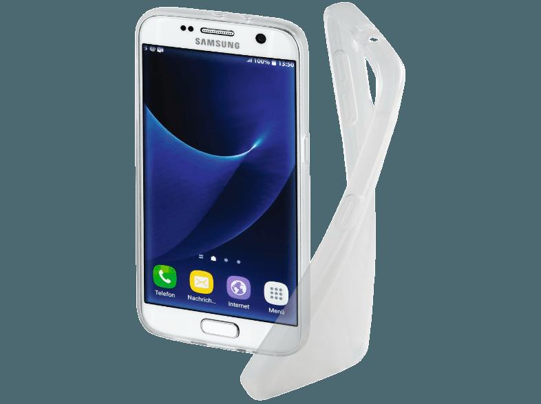 Hama Crystal Backcover Samsung Galaxy S7 Thermoplastisches Polyurethan Transparent 04047443309235 Kategorie Smartpho Smartphone Hulle Samsung Handytasche