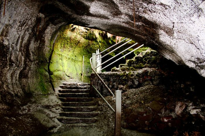 16. Head underground, and explore any of Hawaii's magnificent caves.