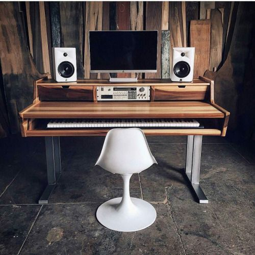 Pin by Dan Kaiser on Readymade Studios v.2 Studio desk