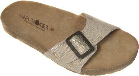 b15a79cde9ac Haflinger Women s TR Gina GLD Flat Sandal