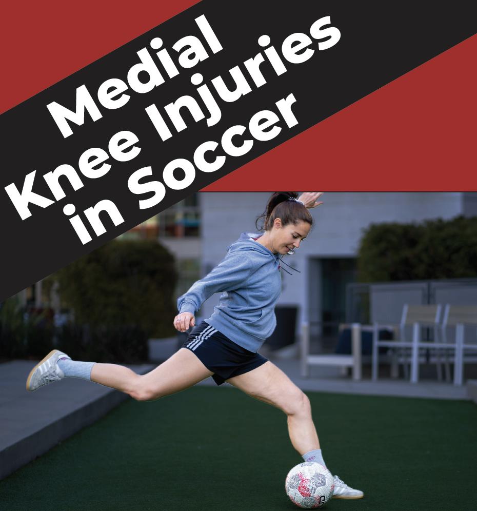Medial Knee Injuries In Soccer In 2020 Knee Injury Common Knee Injuries Mcl Injury