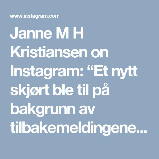 """Janne M H Kristiansen on Instagram: """"Et nytt skjørt ble til på bakgrunn av tilbakemeldingene jeg fikk🙏🏼 TUSEN TAKK, for all deltagelse i konmentarfelta😘😘 jeg har lest og satt…"""""""
