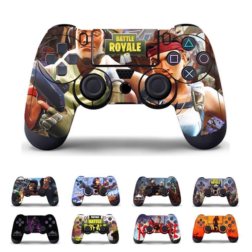 Fortnite Battleroyale Skin For Ps4 Playstation Controller