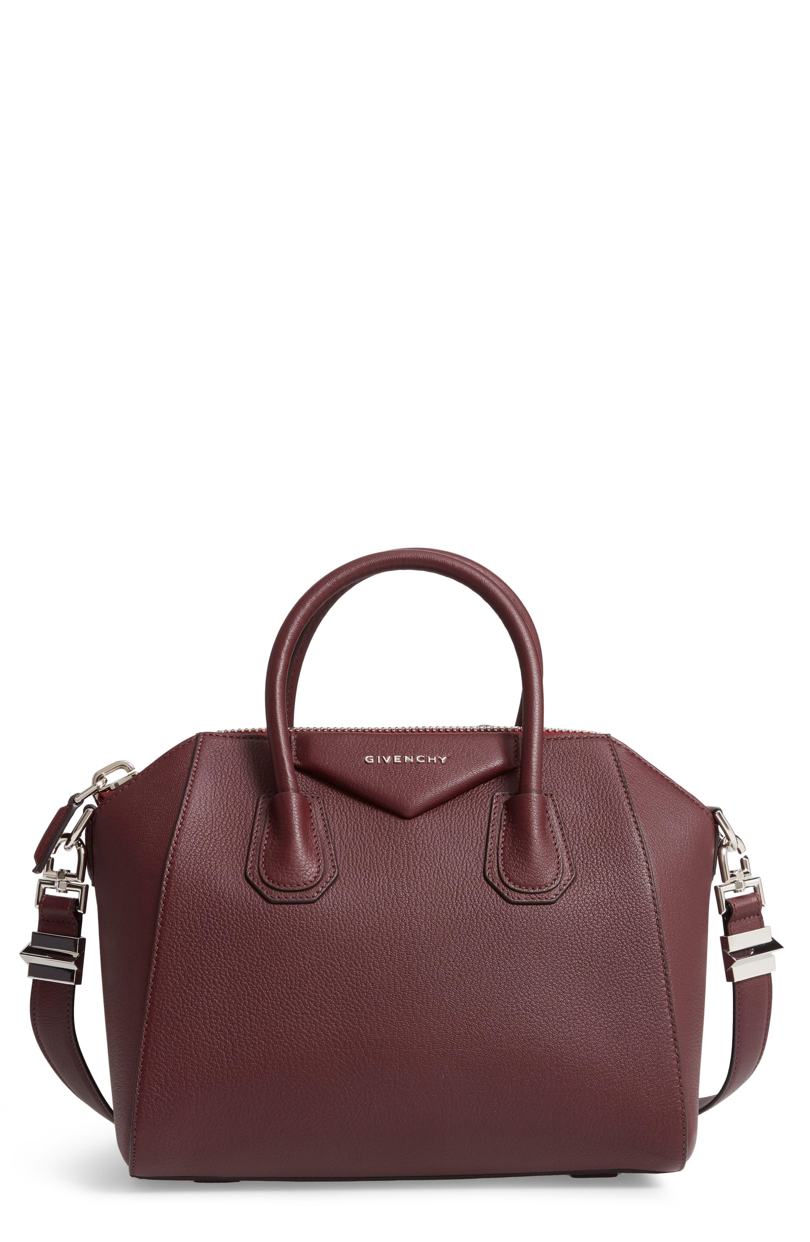 Givenchy Small Antigona Leather