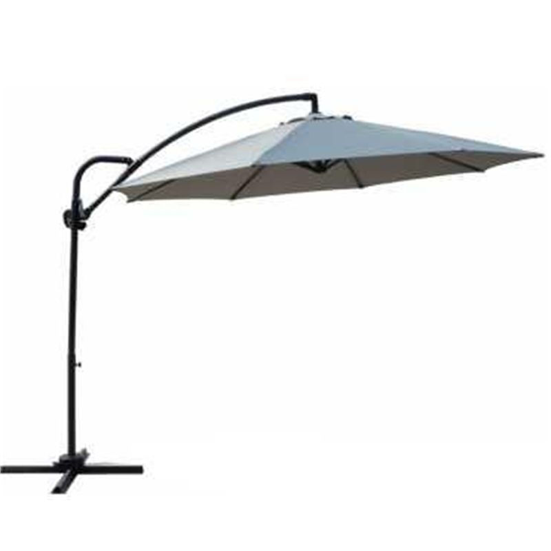 find marquee 3m aluminium cantilever umbrella at bunnings. Black Bedroom Furniture Sets. Home Design Ideas