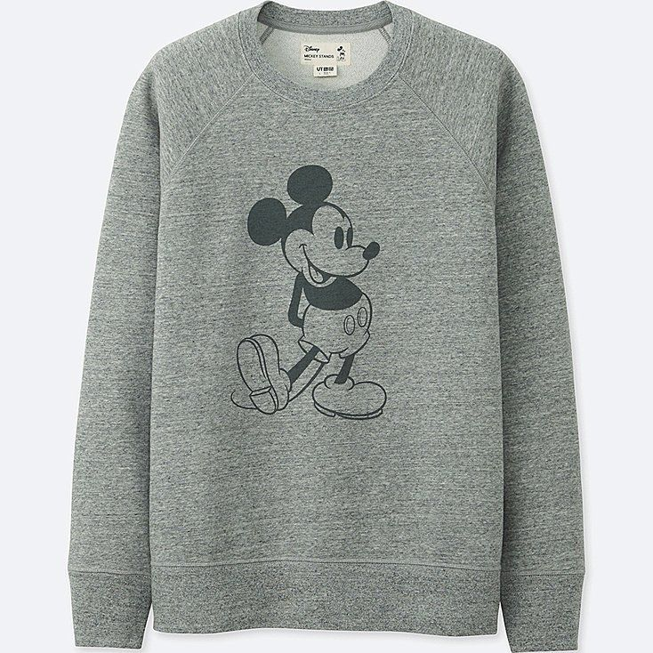 93580b8f796 Men mickey stands sweatshirt