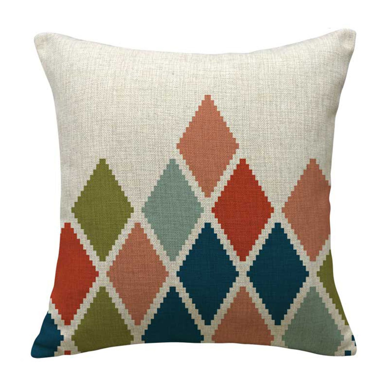 Funda cojín ROOMBO algodón 45x45 (Estampados) - Sillas de diseño, mesas de diseño, muebles de diseño, Modern Classics, Contemporary Designs...