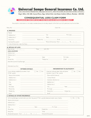 Claim Form Of Fire Insurance Is Claim Form Of Fire Insurance Any