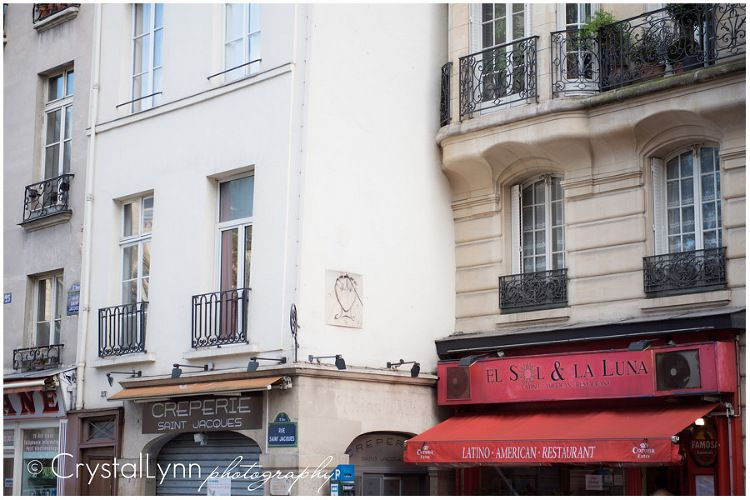 Paris in November | Crystal Lynn Collins