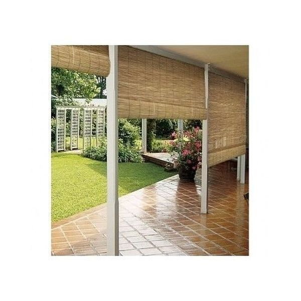 Bamboo Blinds Window Outdoor Patio Roll Up And Shades Deck Sun Protection 48x72 Outdoor Blinds Blinds For Windows Patio Blinds