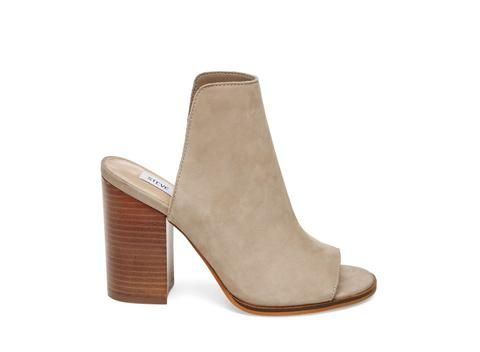 ff18e41415f TILT TAUPE NUBUCK HIGH HEELS by Steve Madden  Shoes  Fashion  WomensShoes   Style and  Footwear  SteveMadden  ShopTheLook  228