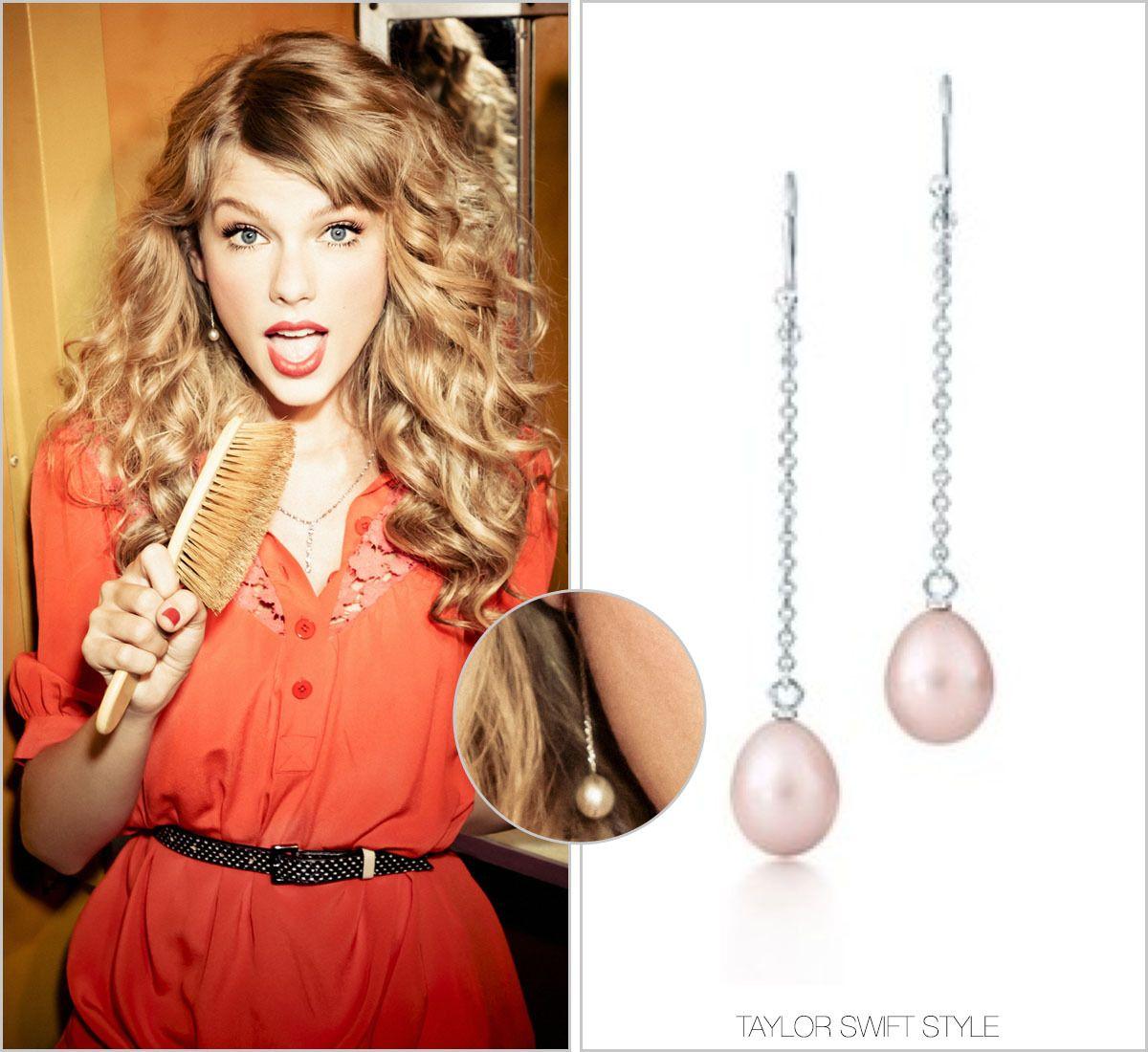 22de5dd56 Glamour magazine   November 2012 Elsa Peretti for Tiffany & Co. 'Pearls  By