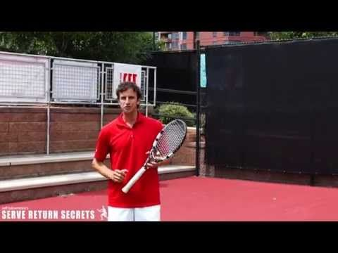 Get More Power On Your Two Handed Backhand With This Video Tip From Oti Instructor Nadim Naser Tennis Drills Tennis Techniques Tennis