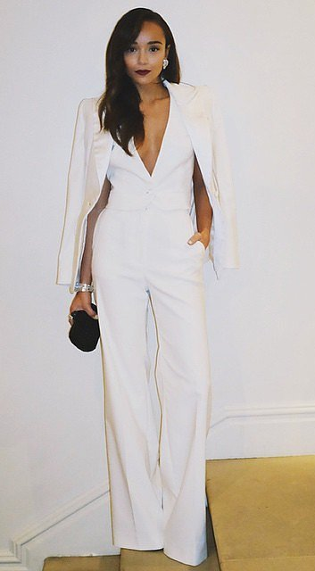 21 Winter White Outfits You Haven T Considered Yet All White Party Outfits Winter White Outfit White Party Outfit