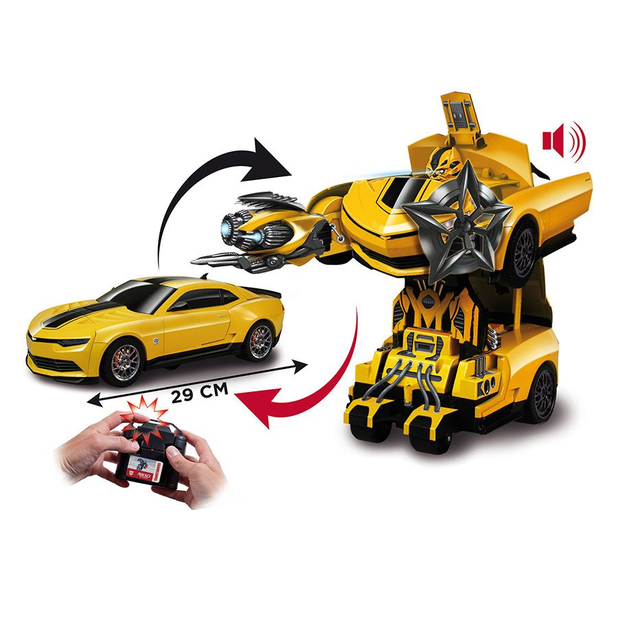 Transformers 4 Bumble Bee Remote Control Toys R Us