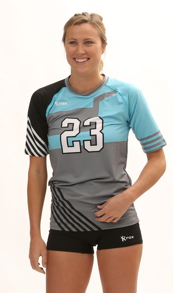 Odyssey Half Sleeve Sublimated Jersey Sublime Shirt Jersey Volleyball Shorts