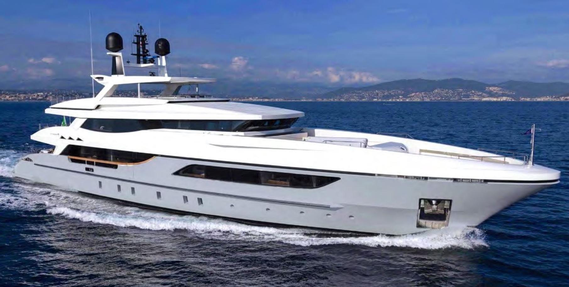 2015 baglietto 46 m luxury motor super yacht power new and used rh pinterest com