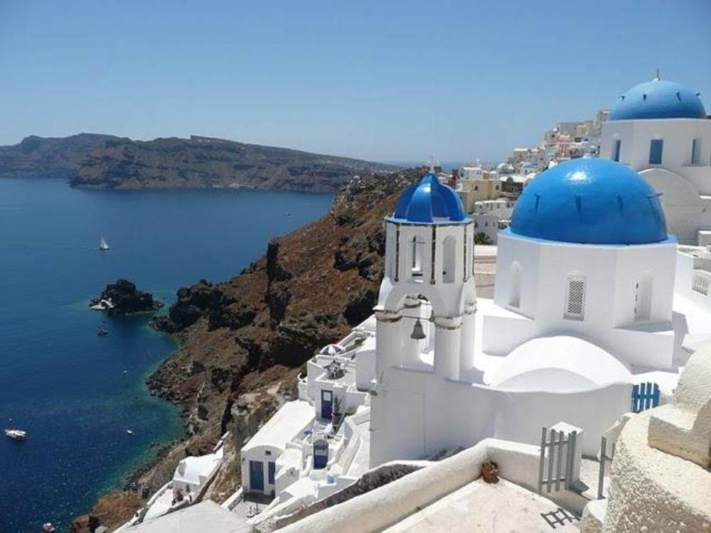 House vacation rental in oia from vacation