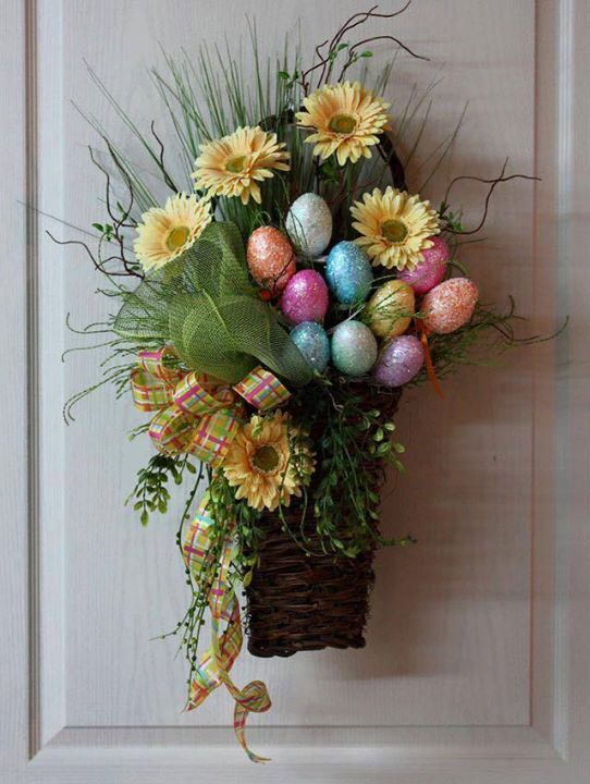 Pin by Sara Wagner Kimmel on Front Door | Pinterest | Easter ...