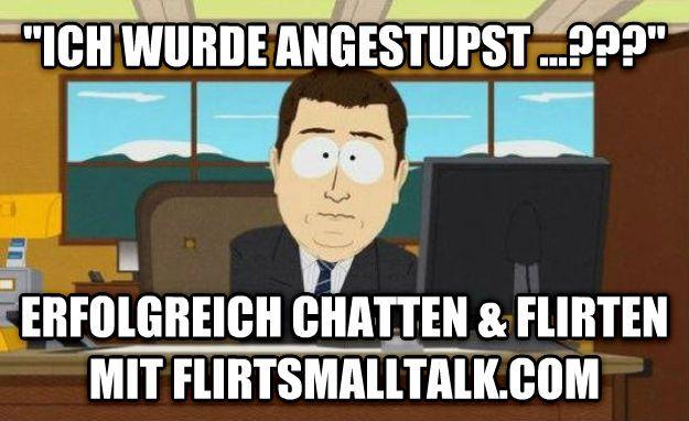 Flirten auf facebook
