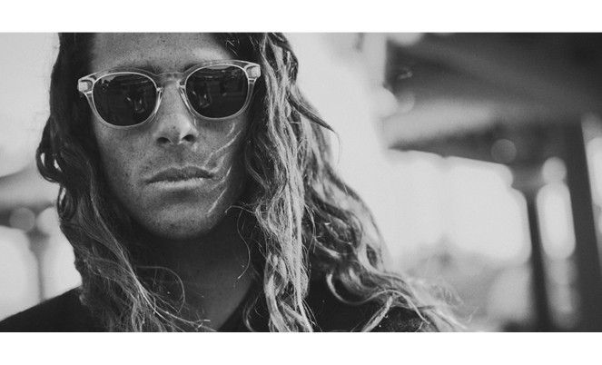 Craig Anderson wearing his TXOKO signature sunglasses. #electricsunglasses #craiganderson