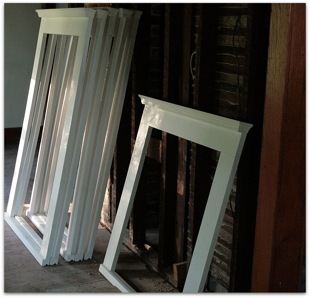 Exterior window molding trim ideas - Find This Pin And More On Window Frames