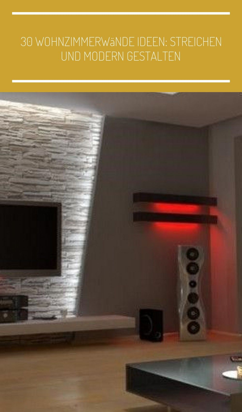 Indirekte Led Wandbeleuchtung Im Wohnzimmer Hinter Fernseher Wohn Esszimmer Beleuchtung Wandgestaltung Im Wohnzimmer In 2020 Crochet Basics Motif Design Crochet Round