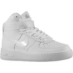 white nike air force 1 kids
