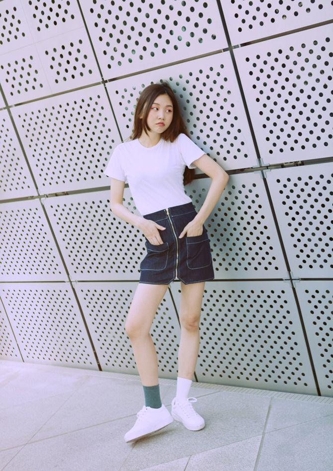 Summer Haze 2014 F/W HER MONROENESS > Lookbook | 힙합퍼