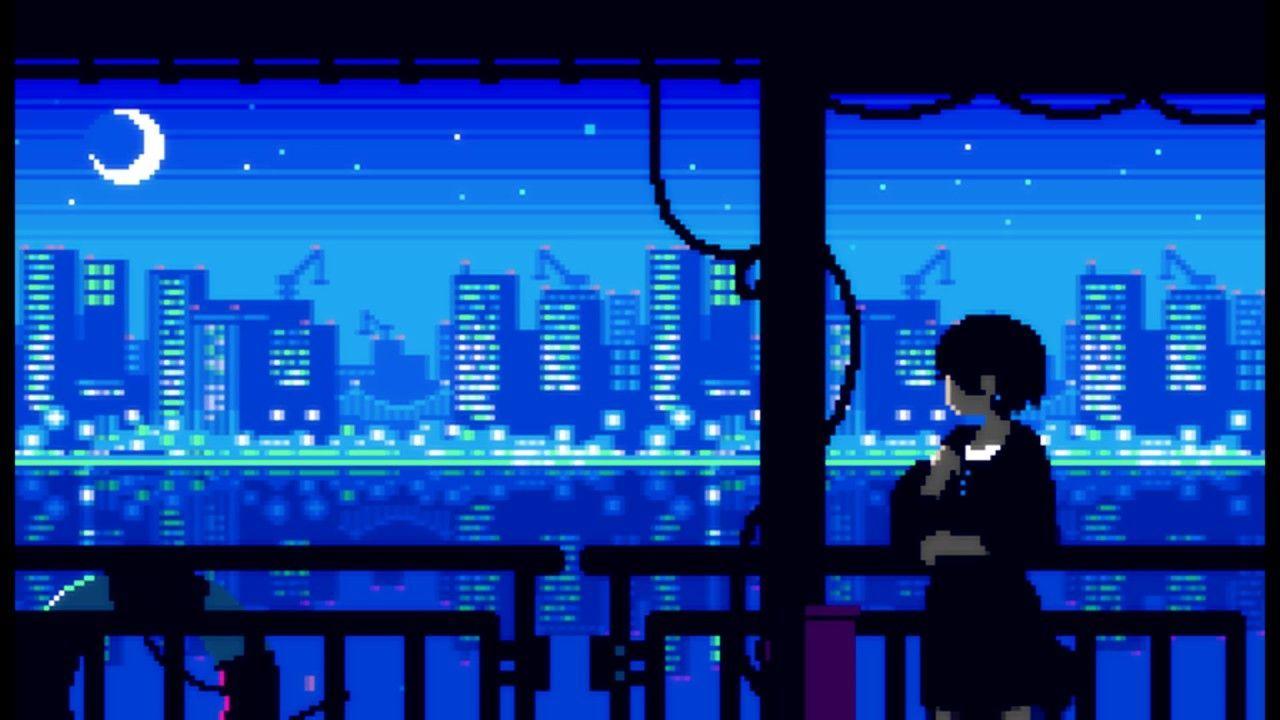 Image Result For Lofi Pixel Art 8 Bit Pixel Animation