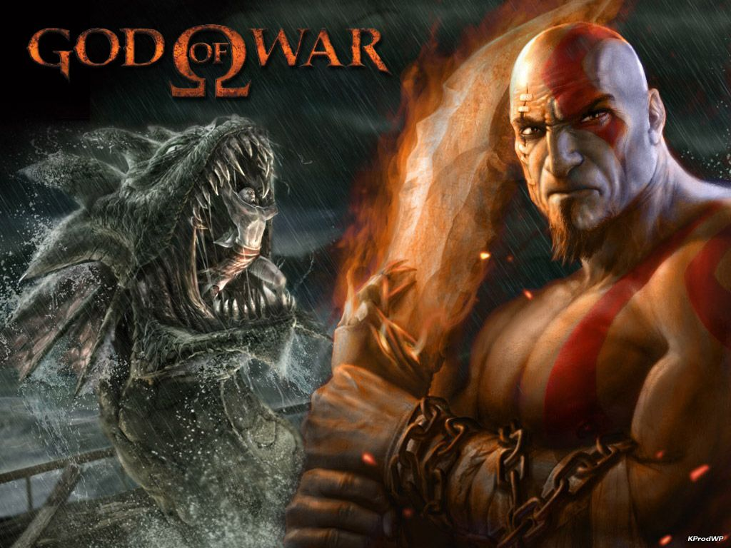 God Of War Ascension Wallpaper Shows A Kratos Full Of Remorse