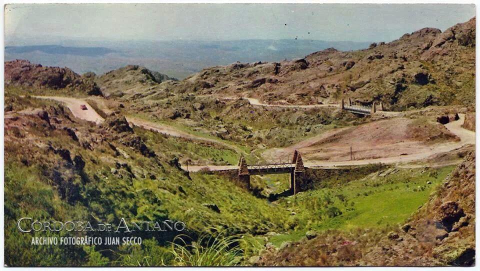 Puentes colgantes 1970