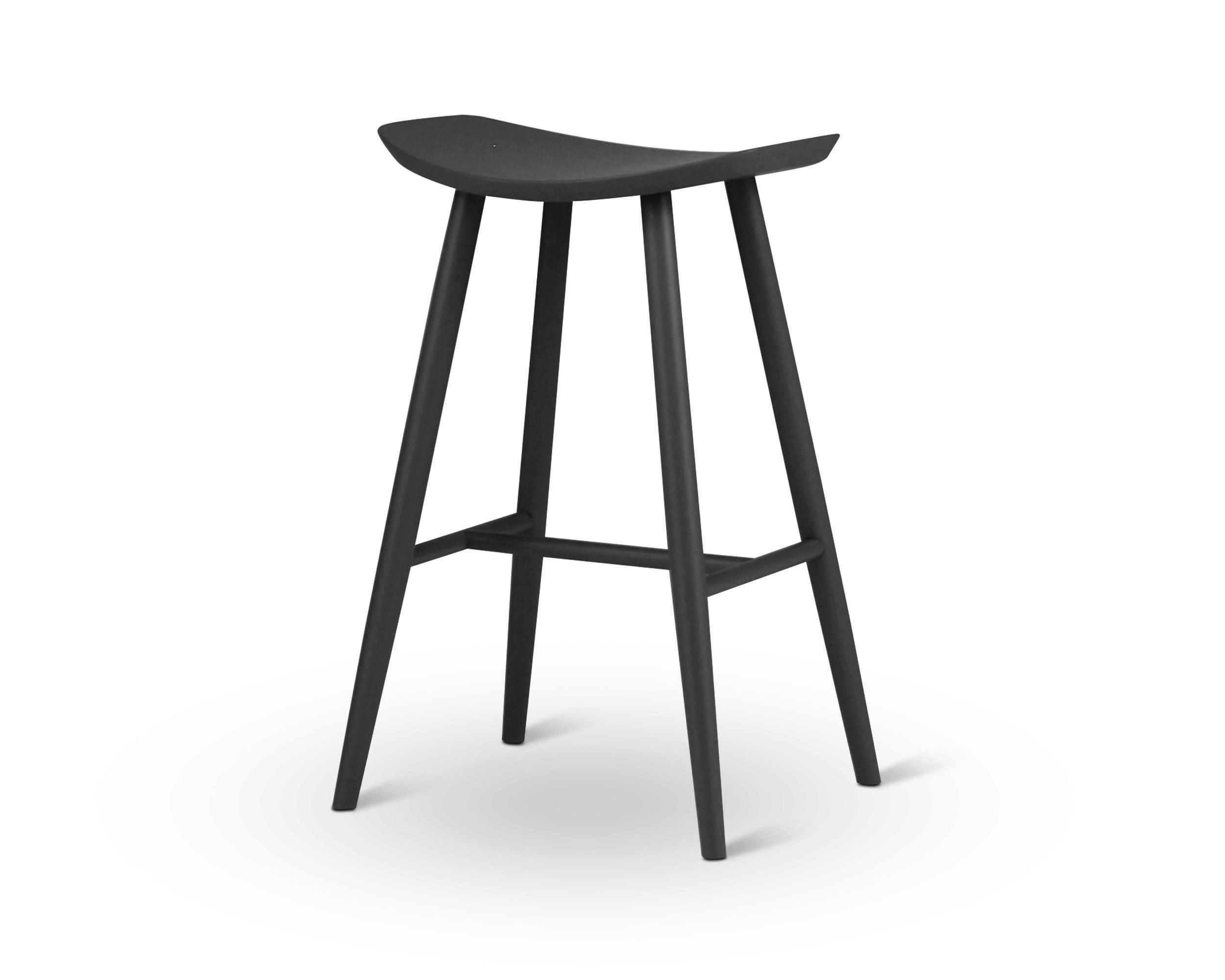 Schwarze Bar Hocker Welche Höhe Sie Wählen Sollten Möbel Und Dekore