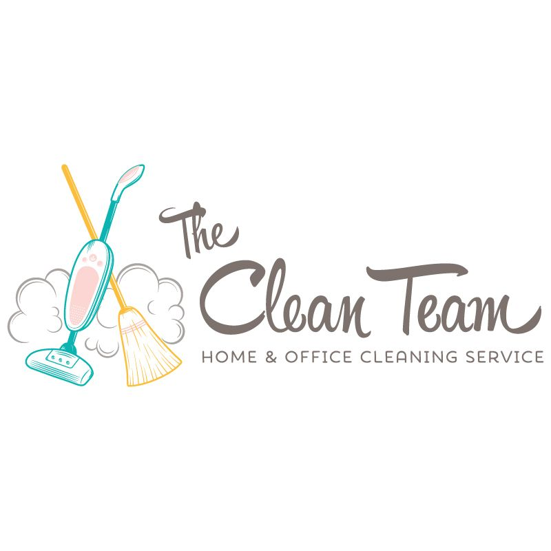 Cleaning Logo - Customized with Your Business Name | Pinterest