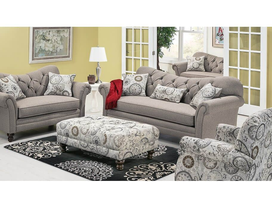 Slumberland Tempus Collection 7 Pc Room Package Room