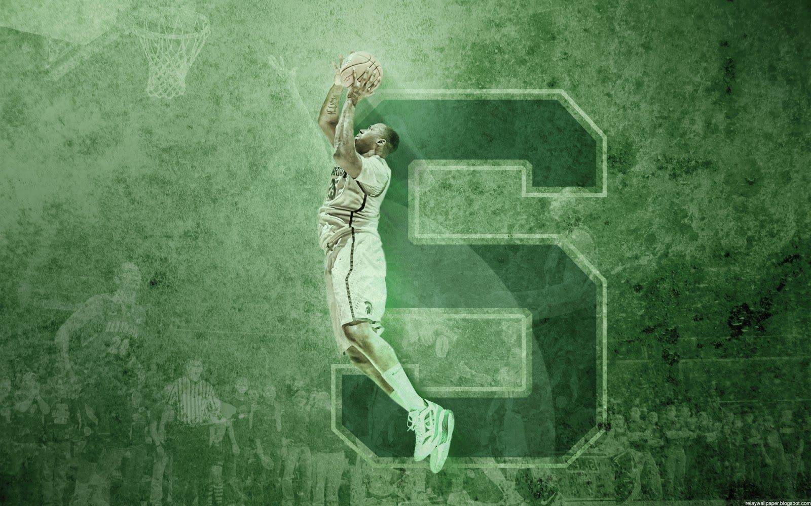 Michigan State Spartans Basketball Wallpapers Michigan State Spartans Basketball Msu Spartans Football Michigan State Spartans