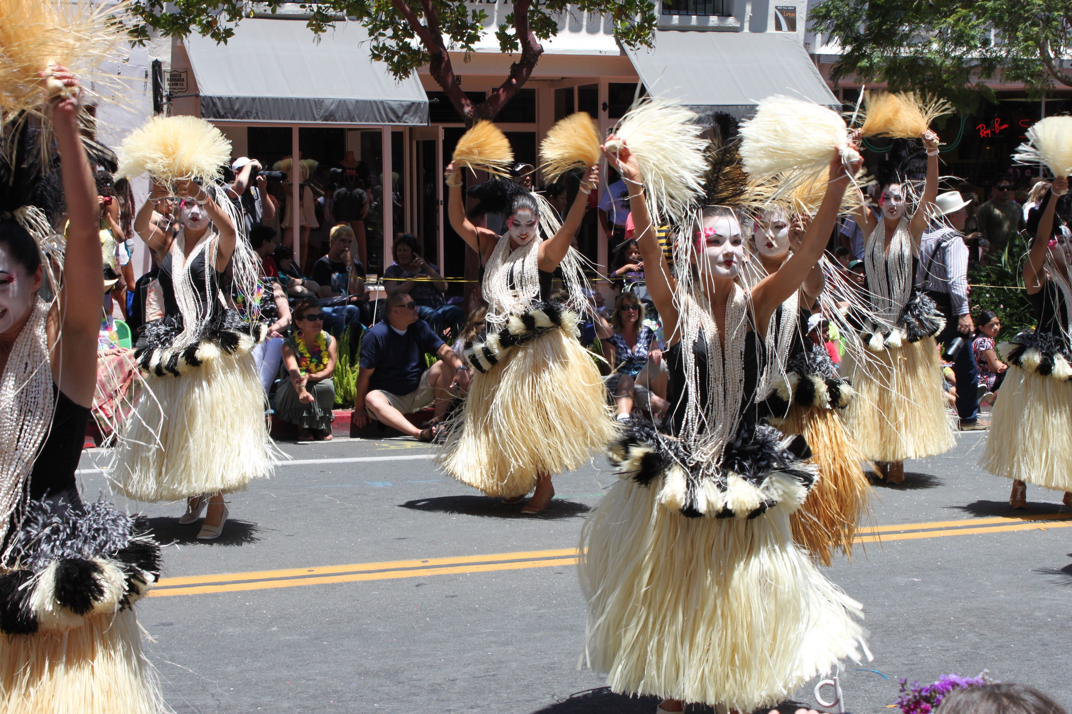 Santa Barbara Summer Solstice | Santa Barbara Solstice | Pinterest ...