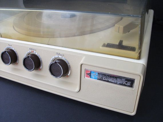 Fisher-Price Stereo System No  835 | DIY stuff | Fisher